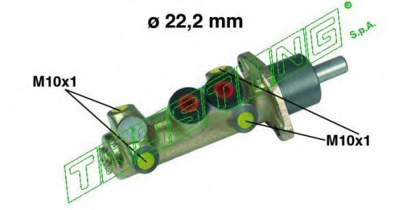 TRUSTING PF042 Главный тормозной цилиндр