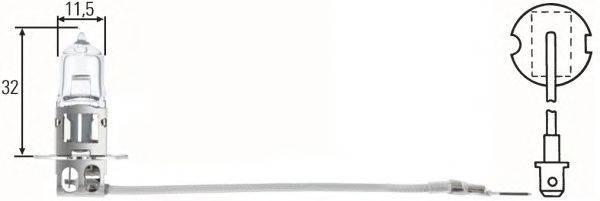 HELLA 8GH002090133 Лампа накаливания, фара рабочего освещения; Лампа накаливания, фара дальнего света; Лампа накаливания, основная фара; Лампа накаливания, противотуманная фара; Лампа накаливания; Лампа накаливания, основная фара; Лампа накаливания, фара рабочего освещения; Лампа накаливания, фара дальнего света; Лампа накаливания, противотуманная фара; Лампа накаливания, фара с авт. системой стабилизации