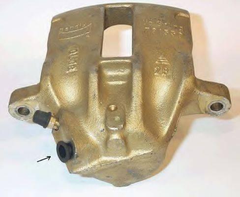 HELLA 8AC355389291 Тормозной суппорт