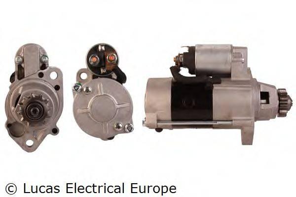 LUCAS ELECTRICAL LRS01667 Стартер