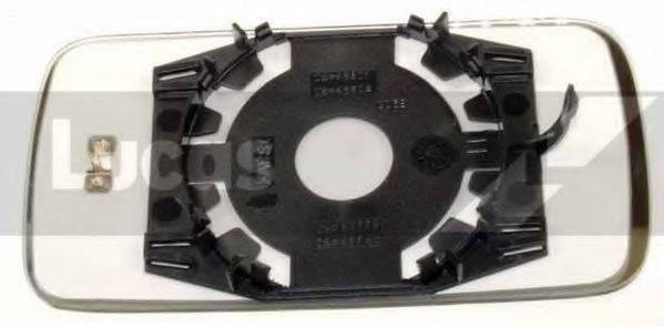 LUCAS ELECTRICAL LR0205 Зеркальное стекло, узел стекла