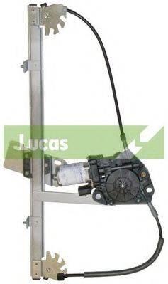 LUCAS ELECTRICAL WRL1000L Подъемное устройство для окон