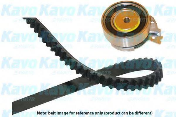 Комплект ремня ГРМ KAVO PARTS DKT-1004