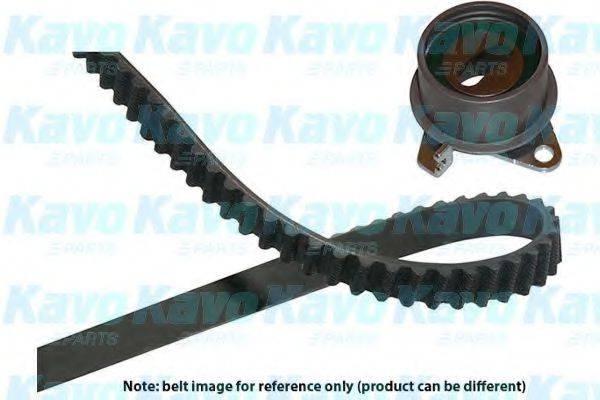 Комплект ремня ГРМ KAVO PARTS DKT-5515