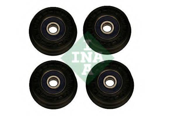 INA 530024109 Комплект роликов, зубчатый ремень