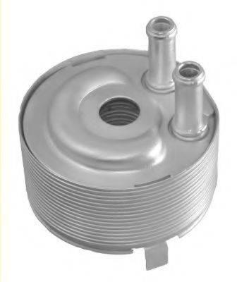 NRF 31184 масляный радиатор, двигательное масло