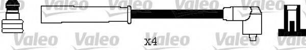 VALEO 346553 Комплект проводов зажигания
