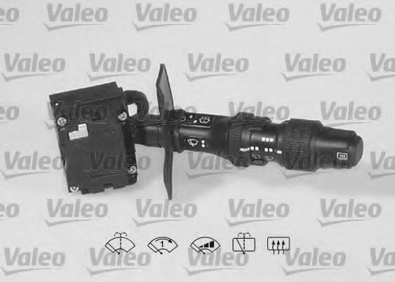 VALEO 251348 Выключатель на колонке рулевого управления