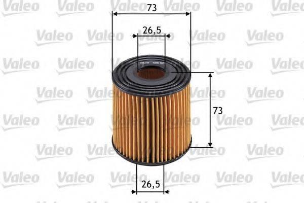 VALEO 586523 Масляный фильтр