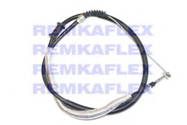 REMKAFLEX 301400 Трос, стояночная тормозная система