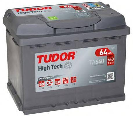 TUDOR TA640 Стартерная аккумуляторная батарея; Стартерная аккумуляторная батарея