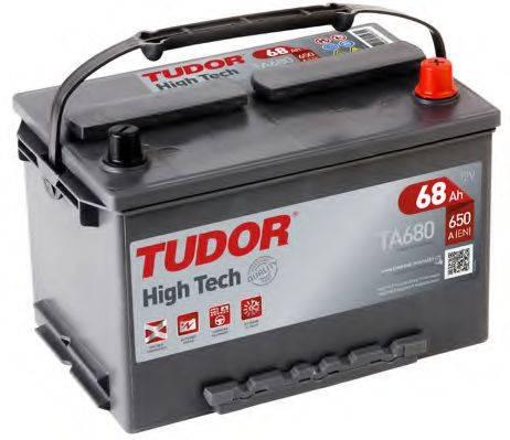 TUDOR TA680 Стартерная аккумуляторная батарея; Стартерная аккумуляторная батарея