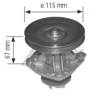 Водяной насос AIRTEX 1205-1