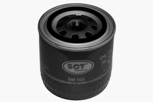SCT GERMANY SM102 Масляный фильтр