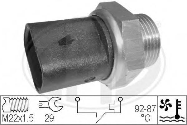 ERA 330273 Термовыключатель, вентилятор радиатора