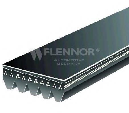 FLENNOR 5PK0858 Поликлиновой ремень