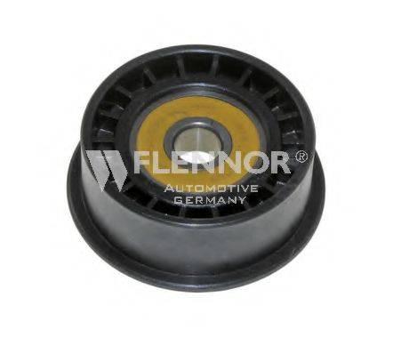 FLENNOR FU11409 Паразитный / Ведущий ролик, зубчатый ремень