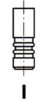 IPSA VL079400 Впускной клапан