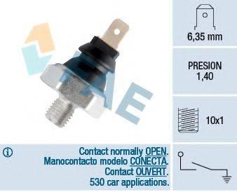 Датчик давления масла FAE 12900