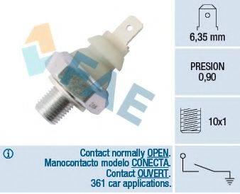 Датчик давления масла FAE 12930