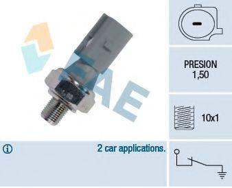 Датчик давления масла FAE 12840