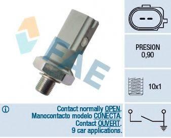 Датчик давления масла FAE 12831
