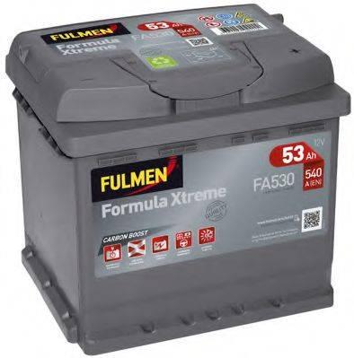 FULMEN FA530 Стартерная аккумуляторная батарея; Стартерная аккумуляторная батарея