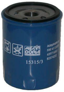 MEAT & DORIA 153153 Масляный фильтр