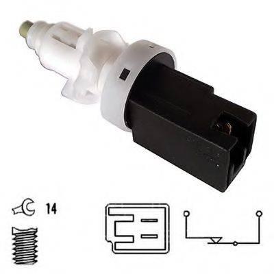 MEAT & DORIA 35020 Выключатель фонаря сигнала торможения