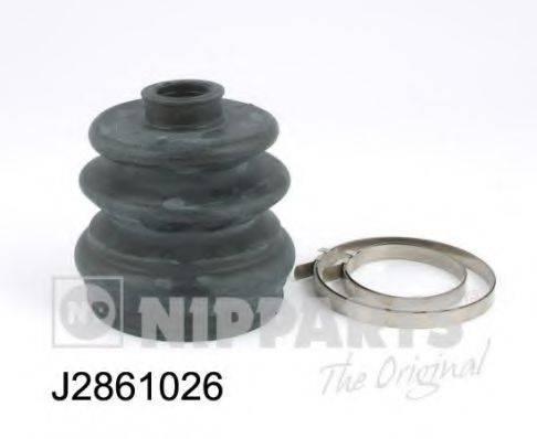 NIPPARTS J2861026 Комплект пылника, приводной вал
