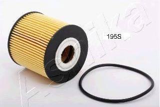 ASHIKA 1001195 Масляный фильтр