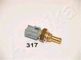 Термовыключатель, вентилятор радиатора ASHIKA 12-03-317