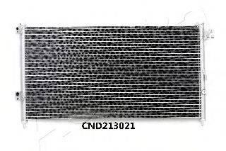 ASHIKA CND213021 Конденсатор, кондиционер