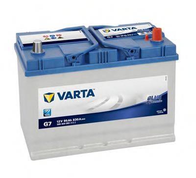 VARTA 5954040833132 Стартерная аккумуляторная батарея; Стартерная аккумуляторная батарея