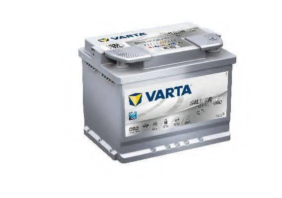 VARTA 560901068D852 Стартерная аккумуляторная батарея; Стартерная аккумуляторная батарея