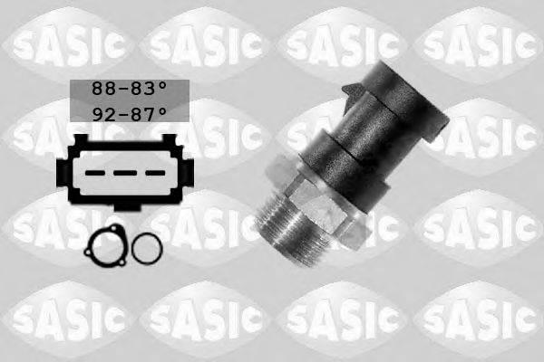SASIC 3800001 Термовыключатель, вентилятор радиатора