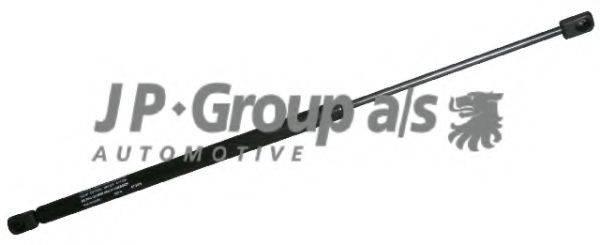Газовая пружина, крышка багажник JP GROUP 1281202400