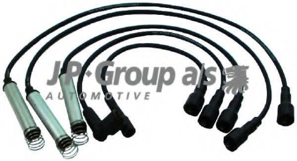 Комплект проводов зажигания JP GROUP 1292001310