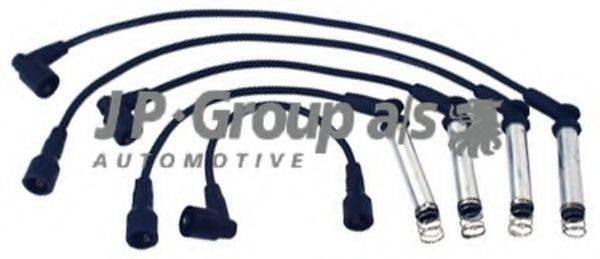 Комплект проводов зажигания JP GROUP 1292001510