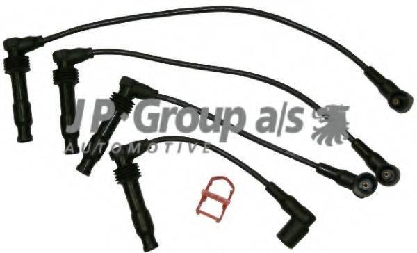 Комплект проводов зажигания JP GROUP 1292001910