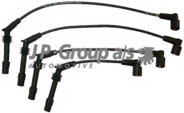 Комплект проводов зажигания JP GROUP 1292002210