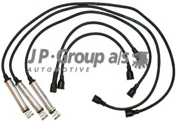 Комплект проводов зажигания JP GROUP 1292002410