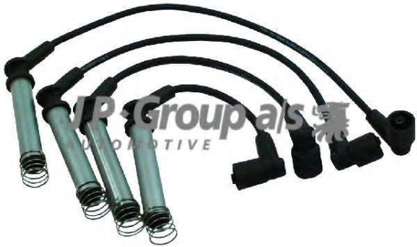 Комплект проводов зажигания JP GROUP 1292002510