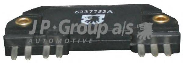 Блок управления, система зажигания JP GROUP 1292100300
