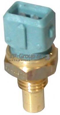 Датчик, температура охлаждающей жидкости JP GROUP 1293101100