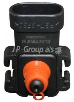 Датчик, давление во впускном газопроводе JP GROUP 1293900900