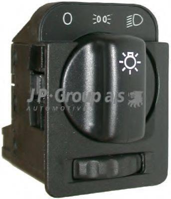Выключатель, головной свет JP GROUP 1296100100