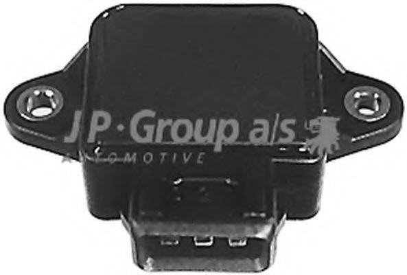JP GROUP 1297000400 Датчик, положение дроссельной заслонки