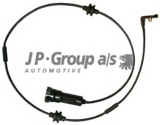 Датчик, износ тормозных колодок JP GROUP 1297300500