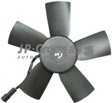 Электродвигатель, вентилятор радиатора JP GROUP 1299100100